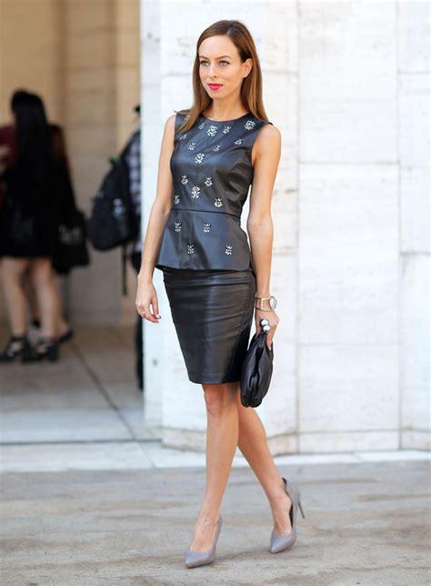 embellished leather sydne style