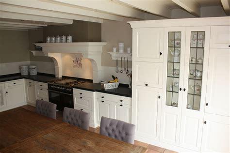 Houten Keuken Reinigen by Landelijke Houten Keuken Landelijke Luxe Houten Eiken In