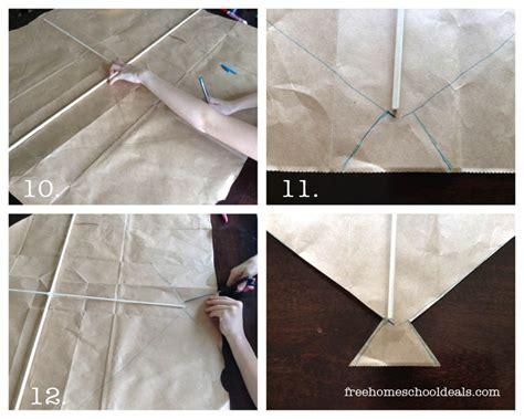 paper bag kite  homeschool deals