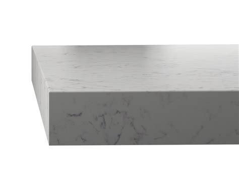 Silestone Countertop Thickness by Basic Eased Edge Silestone This Edge Type Appears Square
