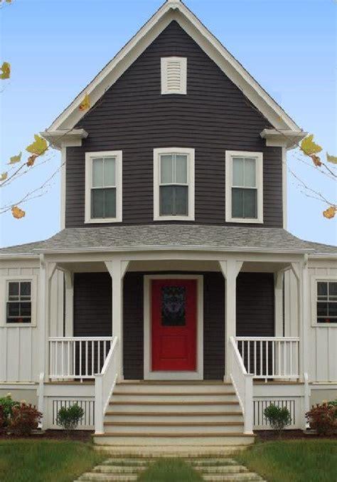 15 Best Exterior House Paint Color Images On Pinterest