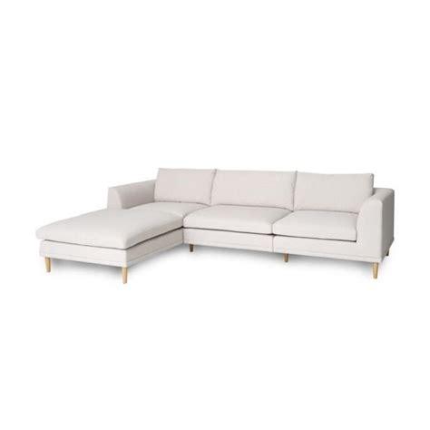 petit canapé d angle canapé d 39 angle tissu petit scandinave beige achat