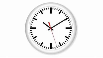 Clock Ticking Tick Tock Slow Animated Moving