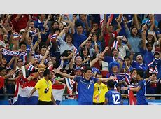 Thailand pursue World Cup qualification and AFC success