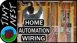 Diy Smart Tiny House Control Wiring  Ep 46