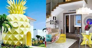 Stay In An Exact Replica Of SpongeBob's Pineapple Home