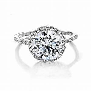 unique cz diamond rings wedding promise diamond With silver and diamond wedding rings