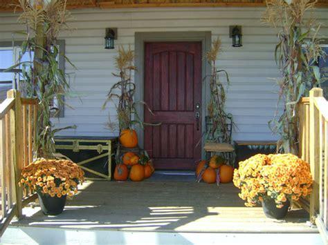 Porch Fall Decor Ideas