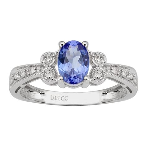 10k White Gold Vintage Style Oval Tanzanite And Diamond. Silver Indian Bracelet. Personalised Wedding Rings. Stack Bands. 14k Gold Bangle Bracelet. Heart Bangles. 18 Karat Gold Bracelet. Oval Engagement Rings. Carbon Watches