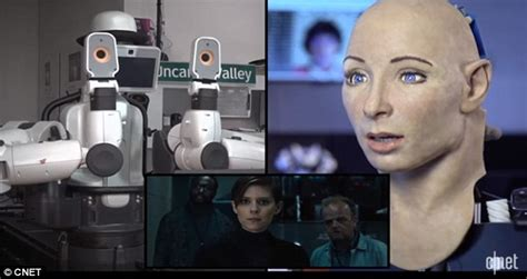 Watch Ai Robots React To Horror Movies