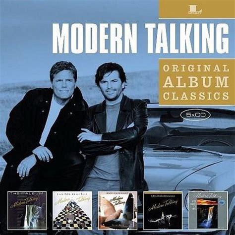 modern talking album modern talking original album classics box set 5cd walmart canada