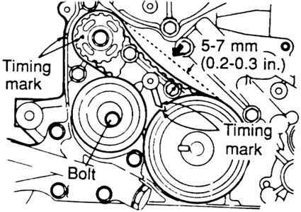 timing for 1 6 hyundai elentra with belt and chain solved fixya
