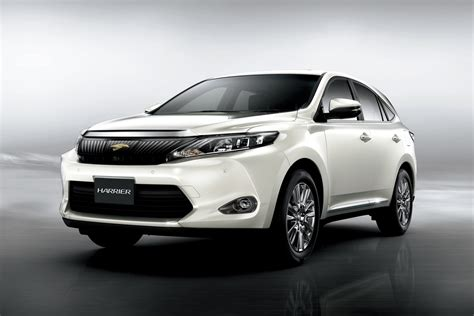 New Toyota Harrier Suv Photo Gallery  Car Gallery Suv