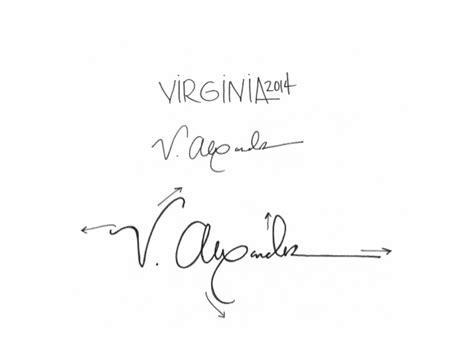 Cursive Handwriting, Simple Typography, And Creativity