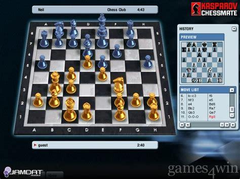 kasparov chessmate   gameswin