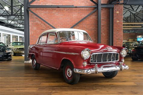 1958 Holden FE Special Sedan - Richmonds - Classic and ...