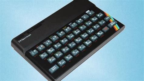 recreated sinclair zx spectrum review trusted reviews