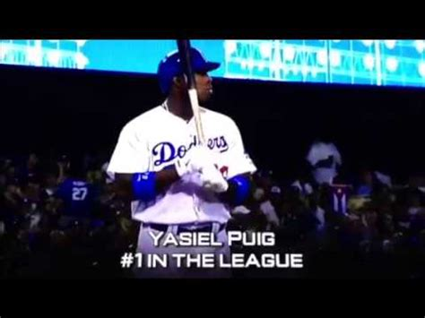 Click on icon next to each track or the 'full board' button to add to. Yasiel Puig Walk Up Song - YouTube