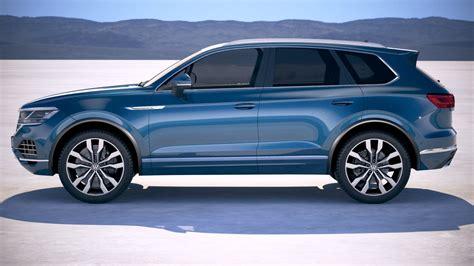 2019 Volkswagen Touareg by Volkswagen Touareg 2019