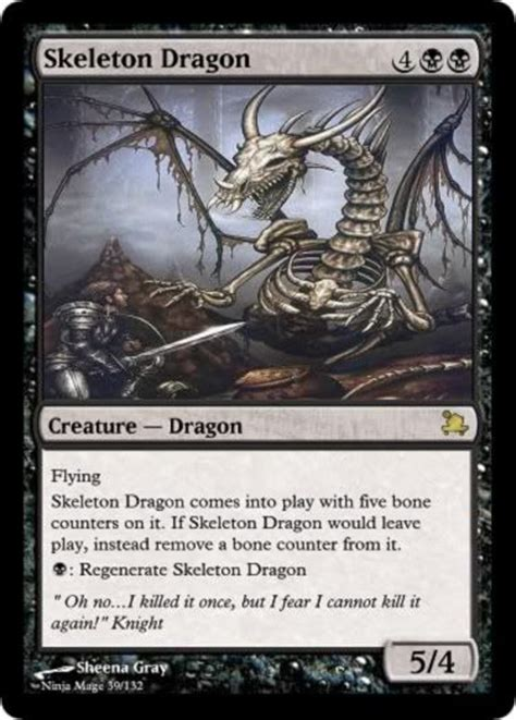 Mtg Skeleton Deck by 60 Best Images About Magic Cards I On