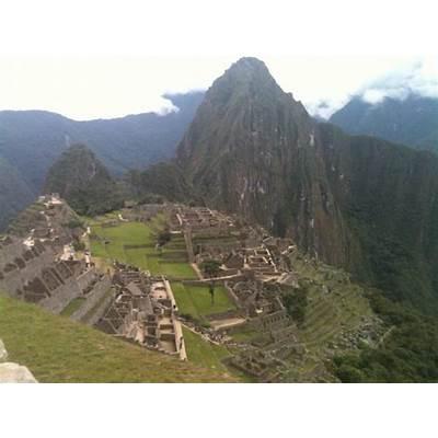 Huayna Picchu on peakclimbs.com