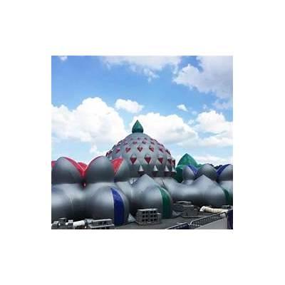 Architects of Air: Katena Luminarium – A Smith All Trades