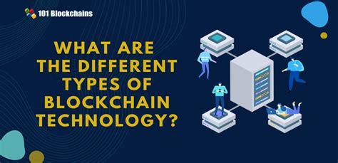 Kādi ir dažādi blokķēdes tehnoloģiju veidi?