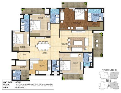Home Design 4 Bhk : 4 Bhk Kerala Style Home Design