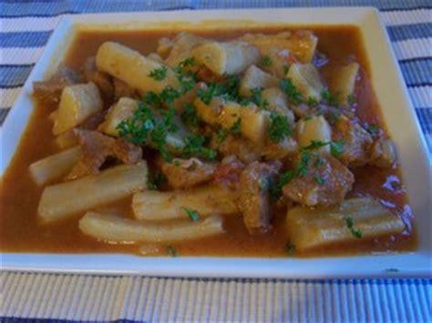 cuisiner salsifis ragoût de veau aux salsifis plat du jour recettes de cuisine entrées plats desserts