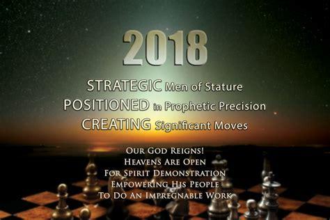2018 Prophetic Word  Dr Jonathan David