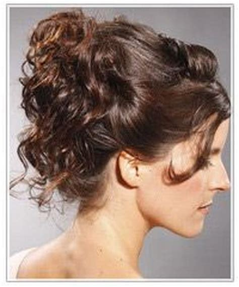 mother   bride hairstyles partial updo mother
