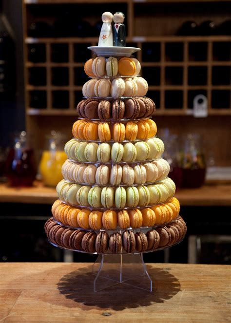 macaroon towers anges de sucre