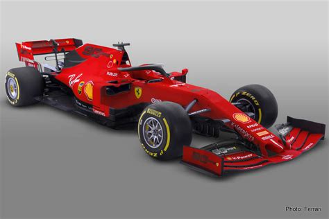 ferrari  anniversary logo replaces mission winnow