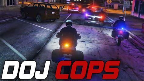 Dept. Of Justice Cops #61