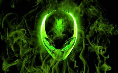 Alienware wallpapers | green black | ART TWO