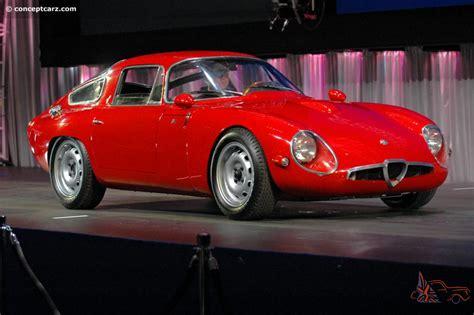 Alfa Romeo Tz by Alfa Romeo Giulia Tz Car Classics