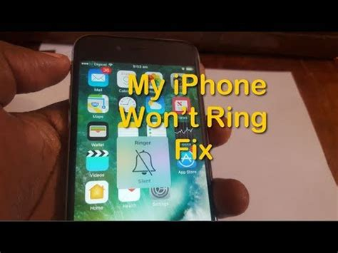iphone wont ring my iphone won t ring fix 12501