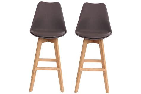 chaise assise 65 cm tabouret de bar hauteur 60 cm maison design bahbe com