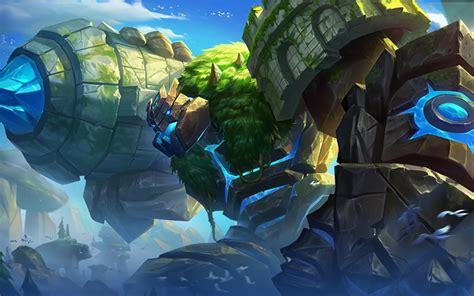 Grock Fortress Titan Heroes Tank Of Skins