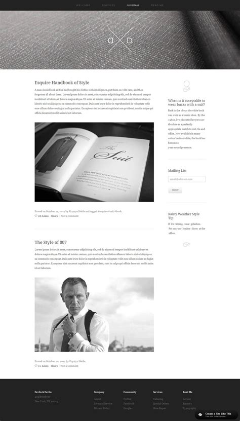 Squarespace Dovetail Template by Templates Squarespace Rachael Edwards