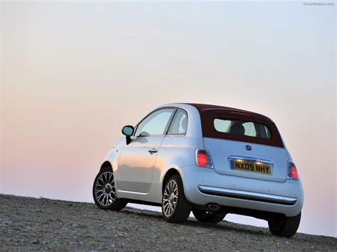 Fiat 500c Wallpapers by New Fiat 500 C Car Wallpaper 15 Of 48 Diesel Station