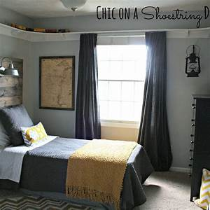 Simple Teen Boy Bedroom Ideas For Decorating Youth Boys