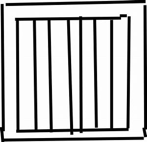 Clipart - Jail bars
