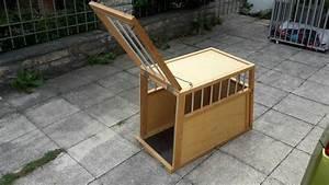 Hundebox Aus Holz : hundebox holz alu mittlere gr e in m nchen zubeh r f r haustiere kaufen und verkaufen ber ~ Eleganceandgraceweddings.com Haus und Dekorationen