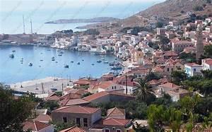 Chalki Island Greece Greek Dodecanese Islands