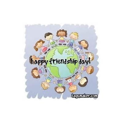 International Friendship Day!