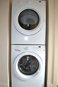 Apartment size washer and dryer dimensions stackable for Washer dryer combo apartment size