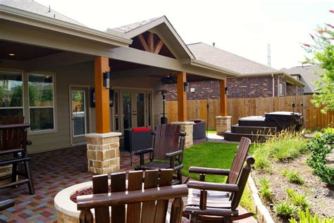 katy pine mill ranch patio cover texas custom patios