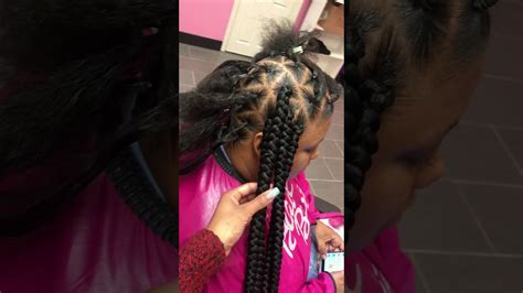 alopecia box braids ig  braidbarbie youtube