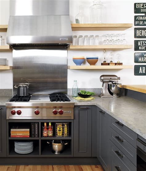 floating kitchen cabinets charcoal gray kitchen cabinets design ideas 3776